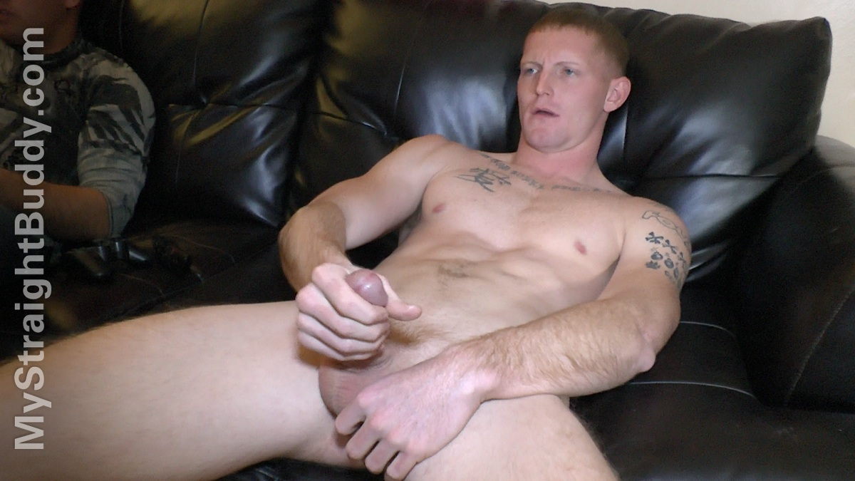 My-Straight-Buddy-James-Marine-Redhead-with-huge-cock-jerking-off-redhead-marine-masturbation-16 Tall Amateur Straight Red Headed Marine Jerks Off In Front of His Buddy