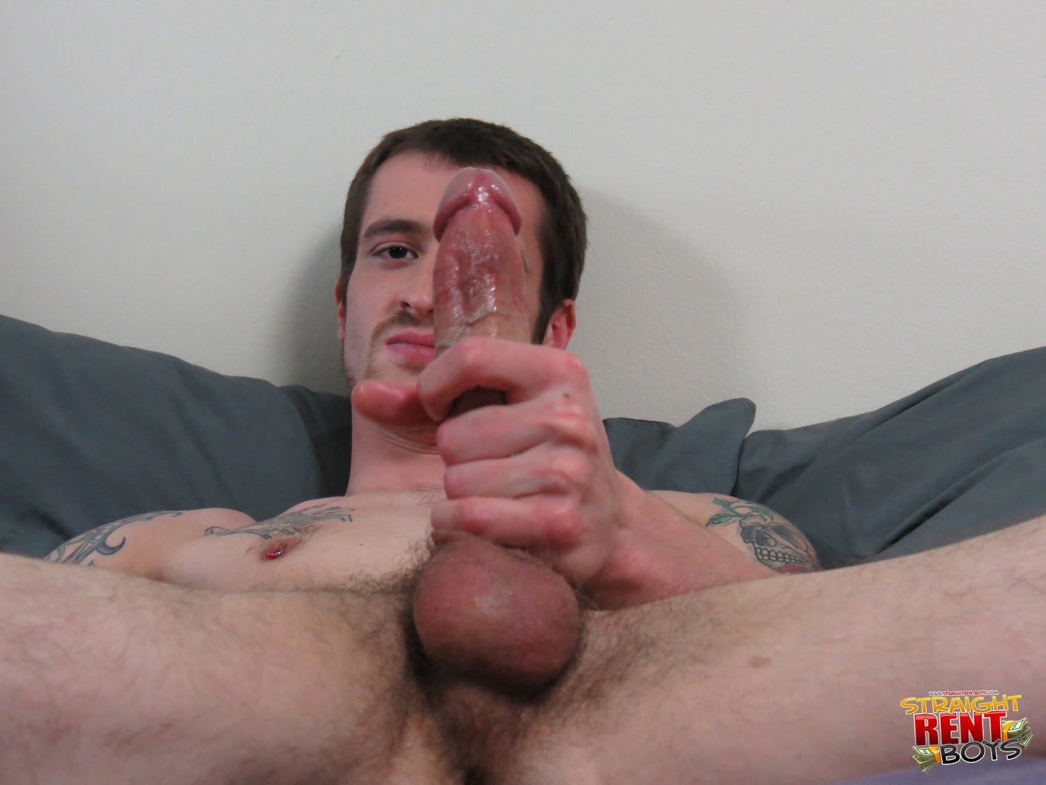 Straight Rent Boys Jake 21 year old with Huge Cock Jerk Off 10 Amateur Straight Rent Boy Gets $200 To Jerk His Huge Cock