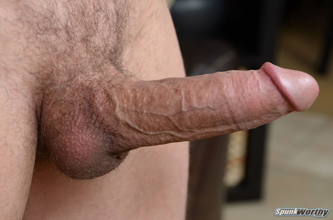 Big dick straight guy