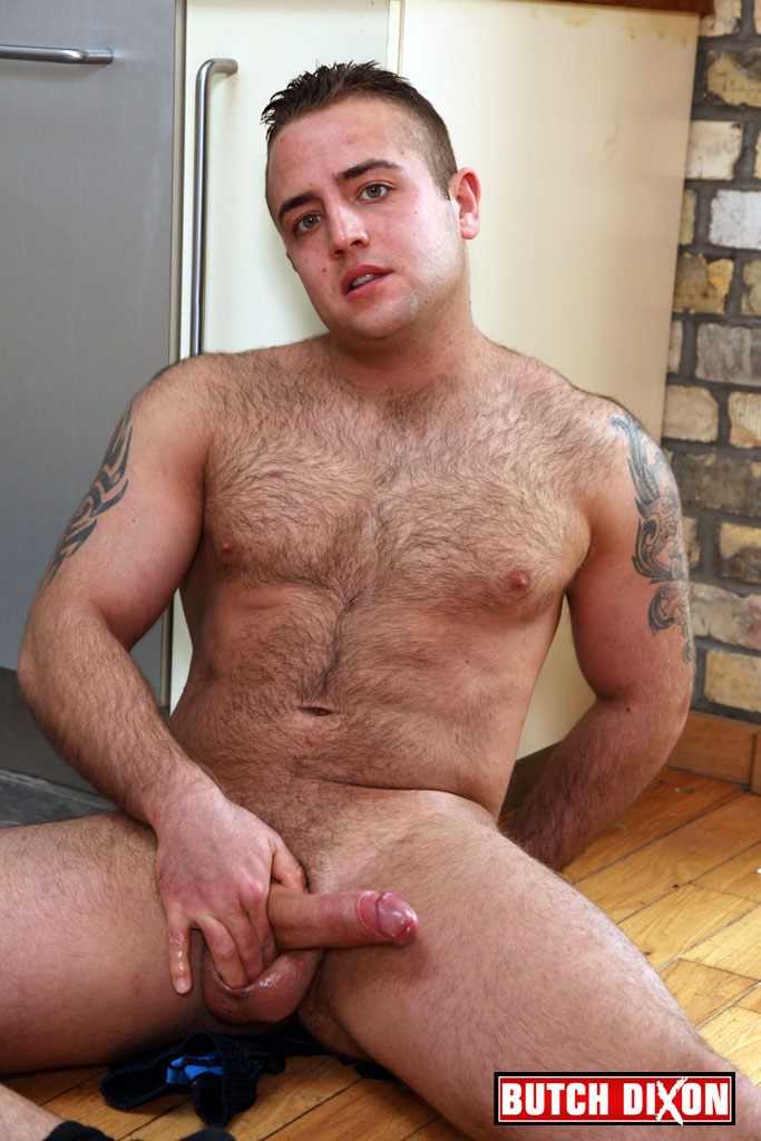 Butch-Dixon-Billy-Essex-Hairy-Cub-With-Big-Uncut-Cock-Jerking-Off-Amateur-Gay-Porn-15 Amateur Bisexual Young Hairy Cub Jerks Off His Huge Uncut Cock