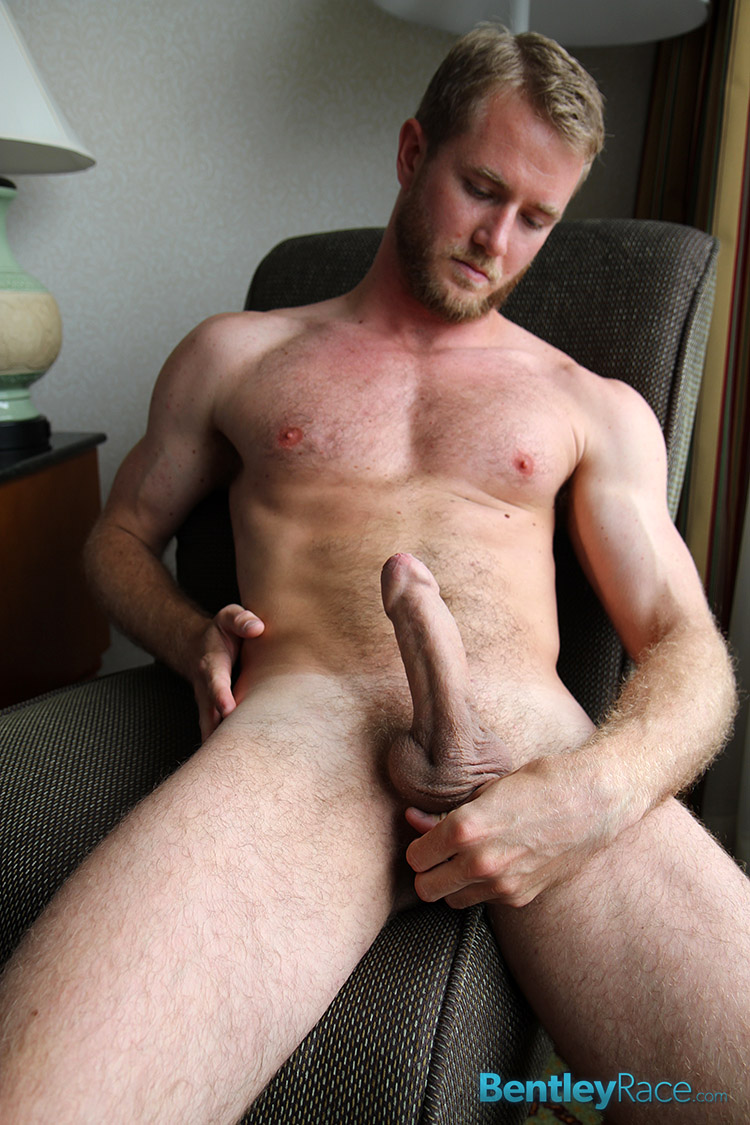 Bentley-Race-Drake-Temple-Big-Hairy-Uncut-Cock-Foreskin-Amateur-Gay-Porn-19 Amateur Hairy 27 Year Old Strokes His Massive Uncut Cock