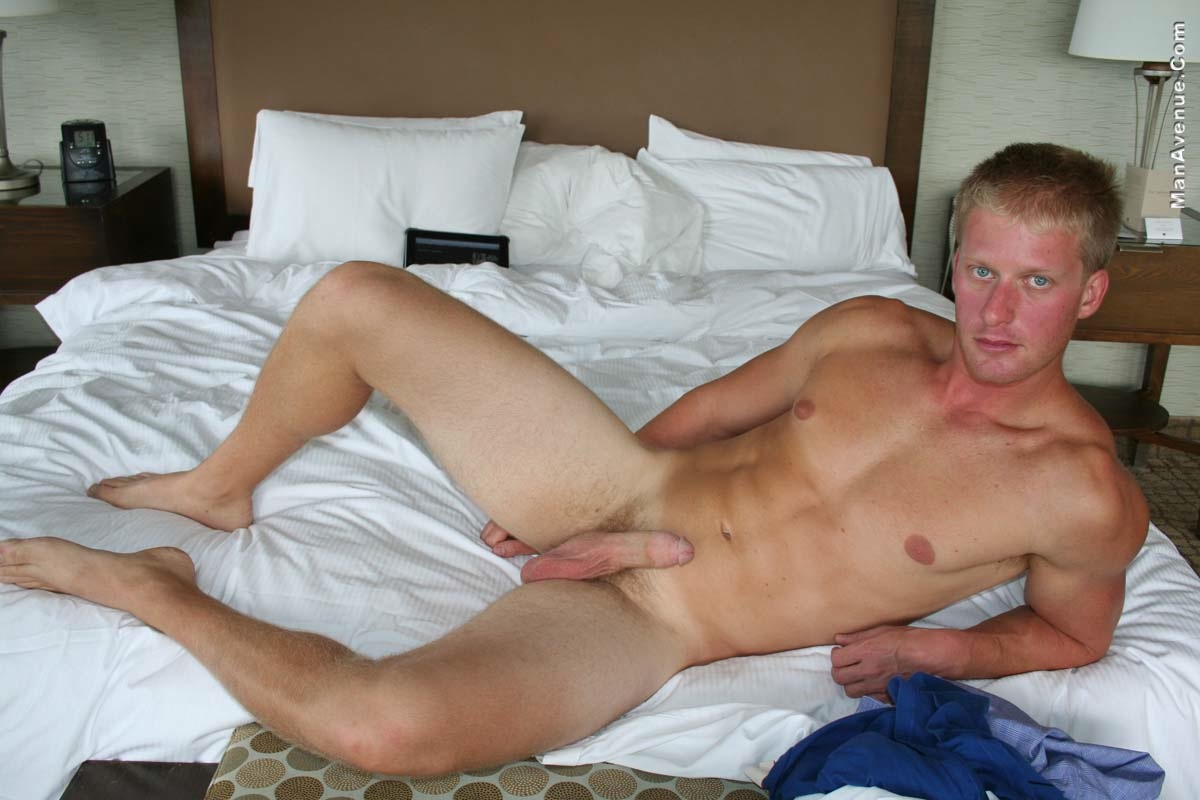 Straight blonde mens dicks gay as he did