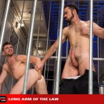 Club-Inferno-Brandon-Moore-and-Dolan-Wolf-Prison-Guard-Fisting-an-Inmate-Amateur-Gay-Porn-14-150x150 Prison Guard Fisting A Repeat Offender In Jail