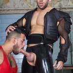 Cazzo-Club-Bruno-Cane-and-Luca-di-Neppe-Rubber-Pigs-Fucking-Amateur-Gay-Porn-08-150x150 Hairy Muscle Rubber Pig Slave Gets Fucked Hard By His Muscle Master