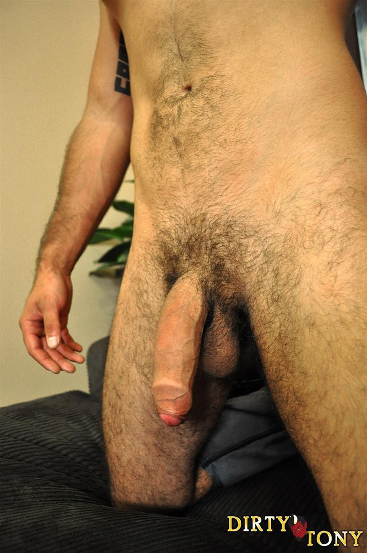 Dirty Tony ALEX CANON Hairy Muscle Guy Jerking A Huge Uncut Cock Amateur Gay Porn 11 Amateur Hairy Muscle Stud Playing With His Big Uncut Cock