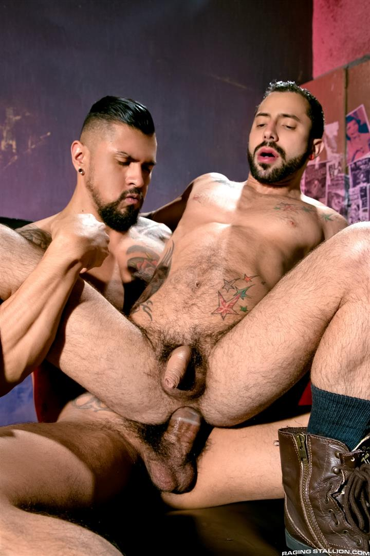 Raging Stallion Boomer Banks and Nick Cross Huge Uncut Cock Fucking A Latino Ass Amateur Gay Porn 12 Boomer Banks Fucking Nick Cross With His Huge Uncut Cock