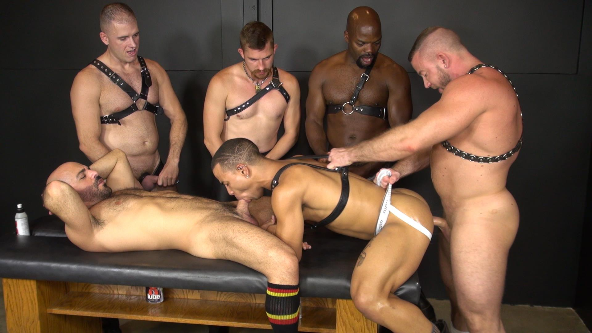 Raw-and-Rough-Ken-Byker-Dayton-OConnor-Trelino-Shay-Michaels-Adam-Russo-Cutler-X-Interracial-Bareback-Orgy-Amateur-Gay-Porn-09 Interracial Bareback Orgy With Adam Russo & Cutler X