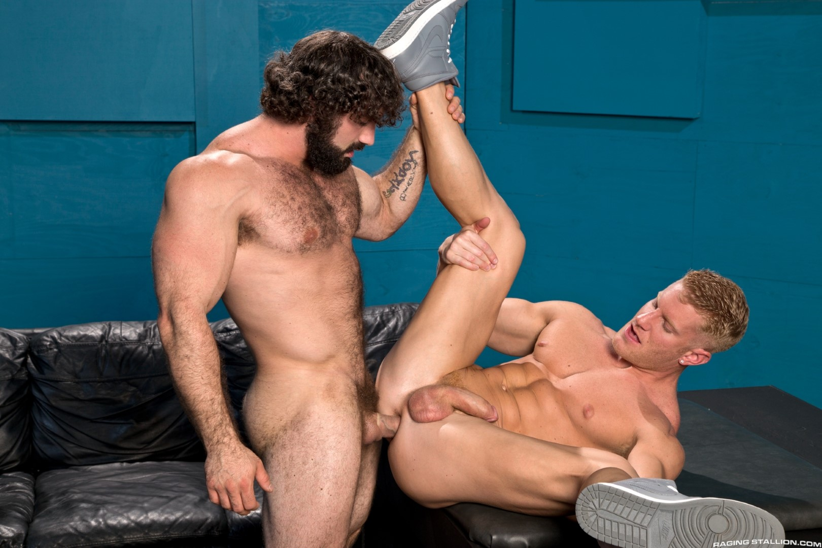 Raging Stallion Johnny V and Jaxton Wheeler Hairy Muscle Hunk Fucking Amateur Gay Porn 09 Hairy Muscle Hunk Jaxton Wheeler Fucking A Muscle Jock
