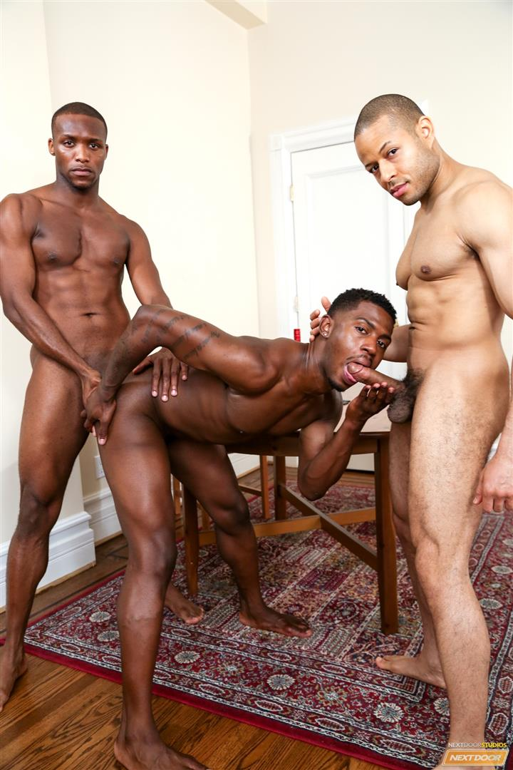 Next-Door-Ebony-Krave-Moore-and-Andre-Donovan-and-Rex-Cobra-Big-Black-Cock-Amateur-Gay-Porn-10 Three Black Guys Playing Strip Dominoes With Their Big Black Cocks