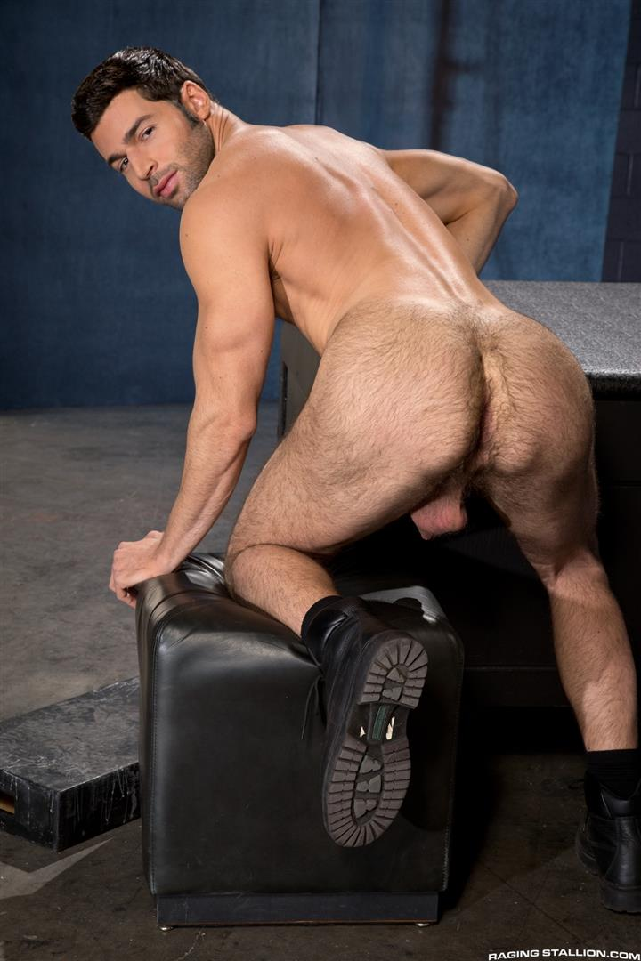 Raging Stallion Adam Ramzi and Dario Beck Hairy Ass And A Big Uncut Cock Amateur Gay Porn 06 Fucking A Hairy Ass Muscle Jock Ass With A Big Uncut Cock