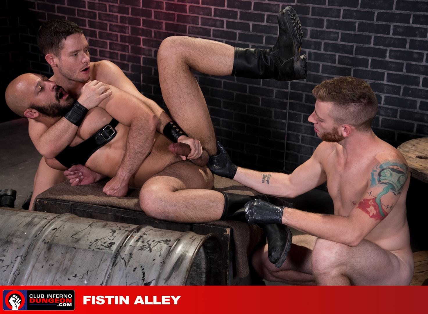 Club-Inferno-Dungeon-Sebastian-Keys-and-Dylan-Strokes-and-Ashley-Ryder-Fisting-11 Sebastian Keys and Ashley Ryder Get Their Asses Fisted